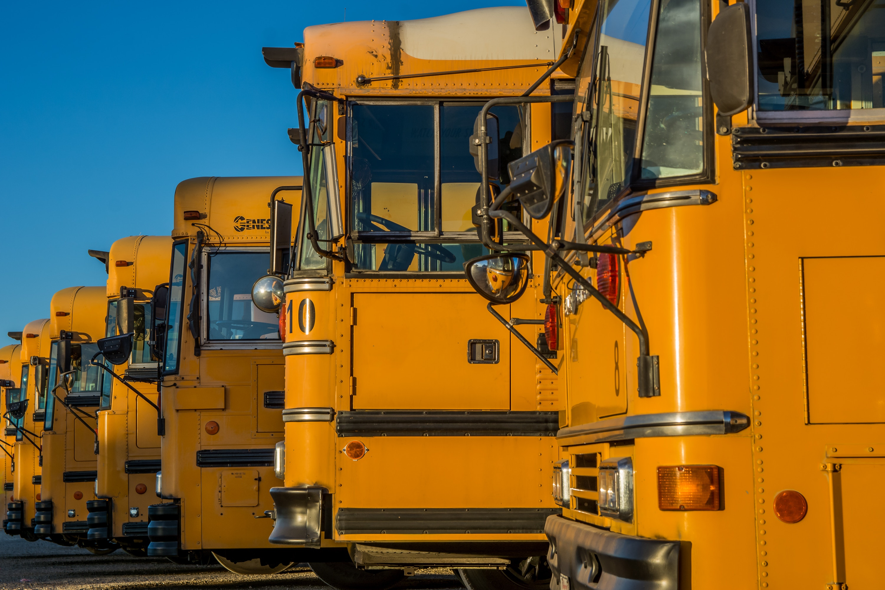 Back to School Driving Tips for Truck Drivers